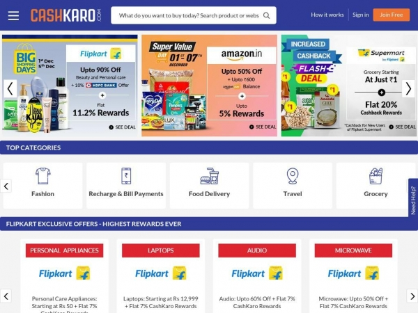 cashkaro.com