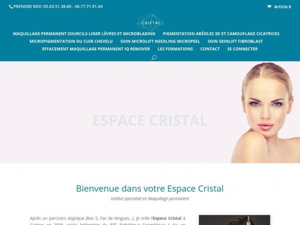 espace-cristal.com