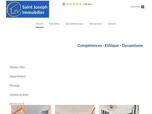 saintjosephimmobilier.fr