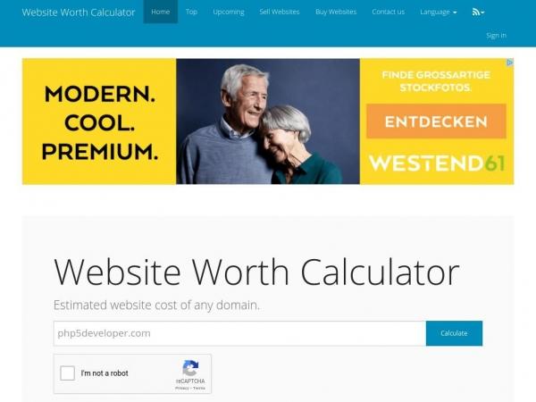sitevaluecheck.net