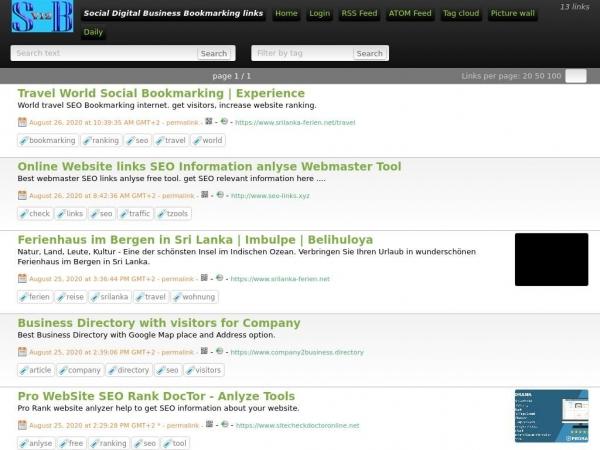 bookmarkinglinks.rankingonline-verzeichnis.org
