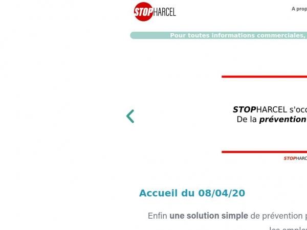 stopharcel.fr